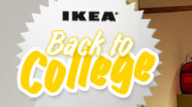 Ikea – Back to College