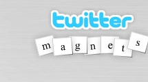 Twitter Magnets