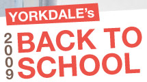 Yorkdale – Back to School