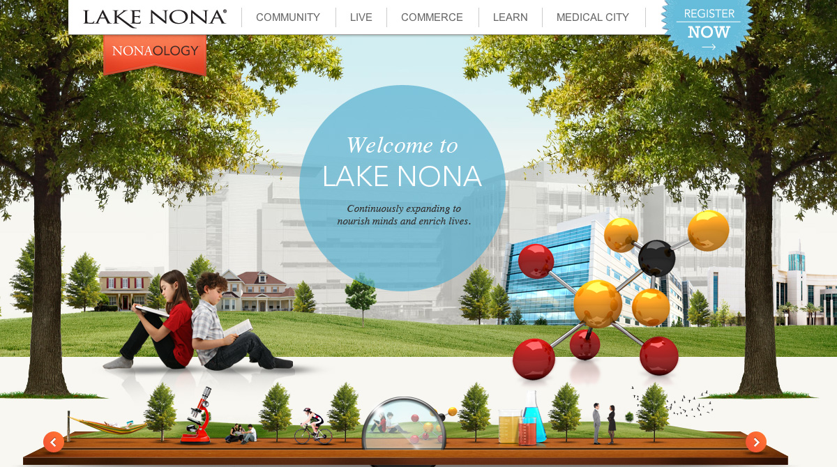 Learn Lake Nona