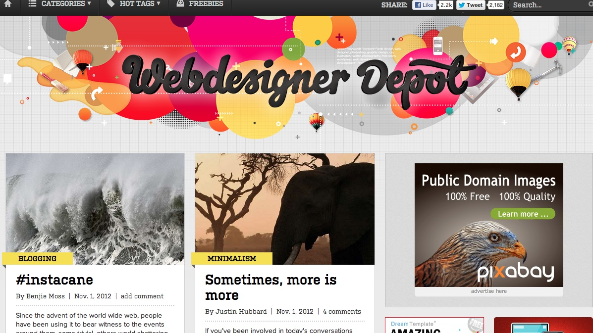 Web Designer Depot