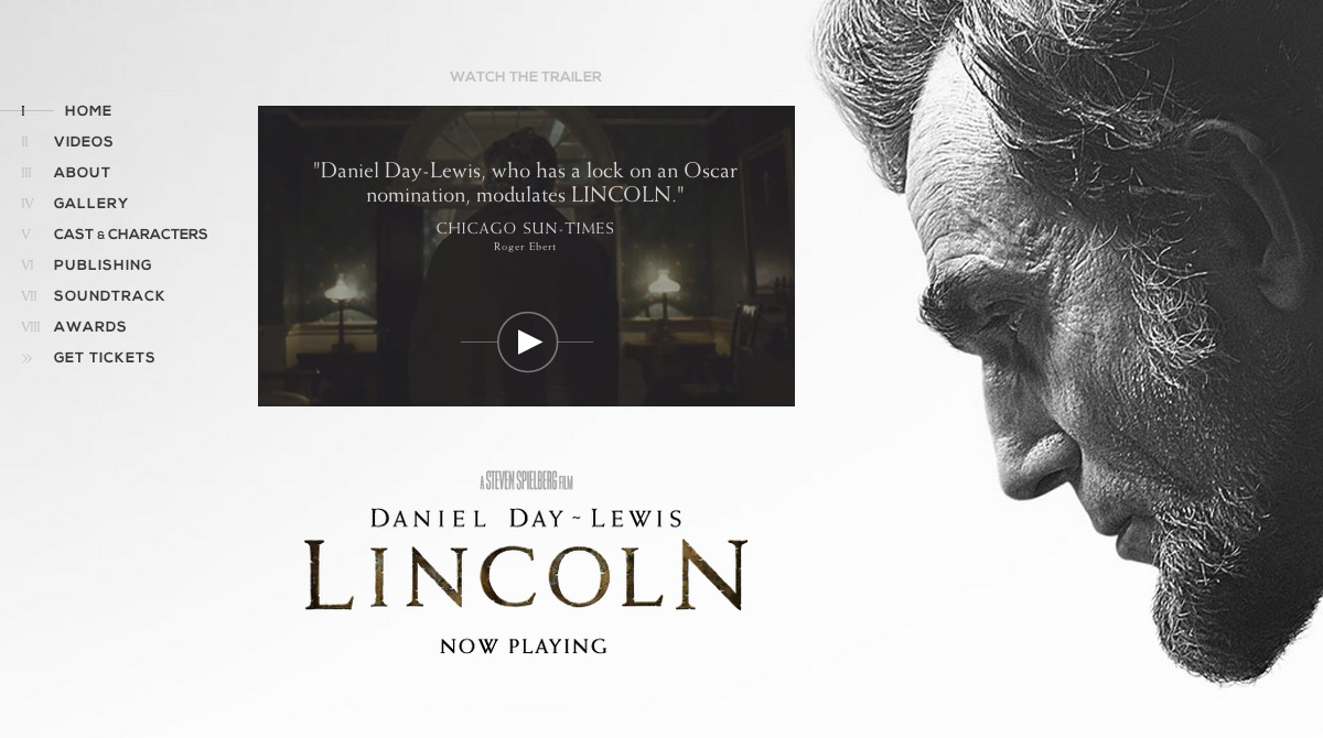The Lincoln Movie