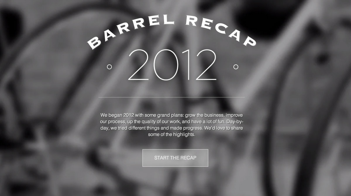 Barrel New York