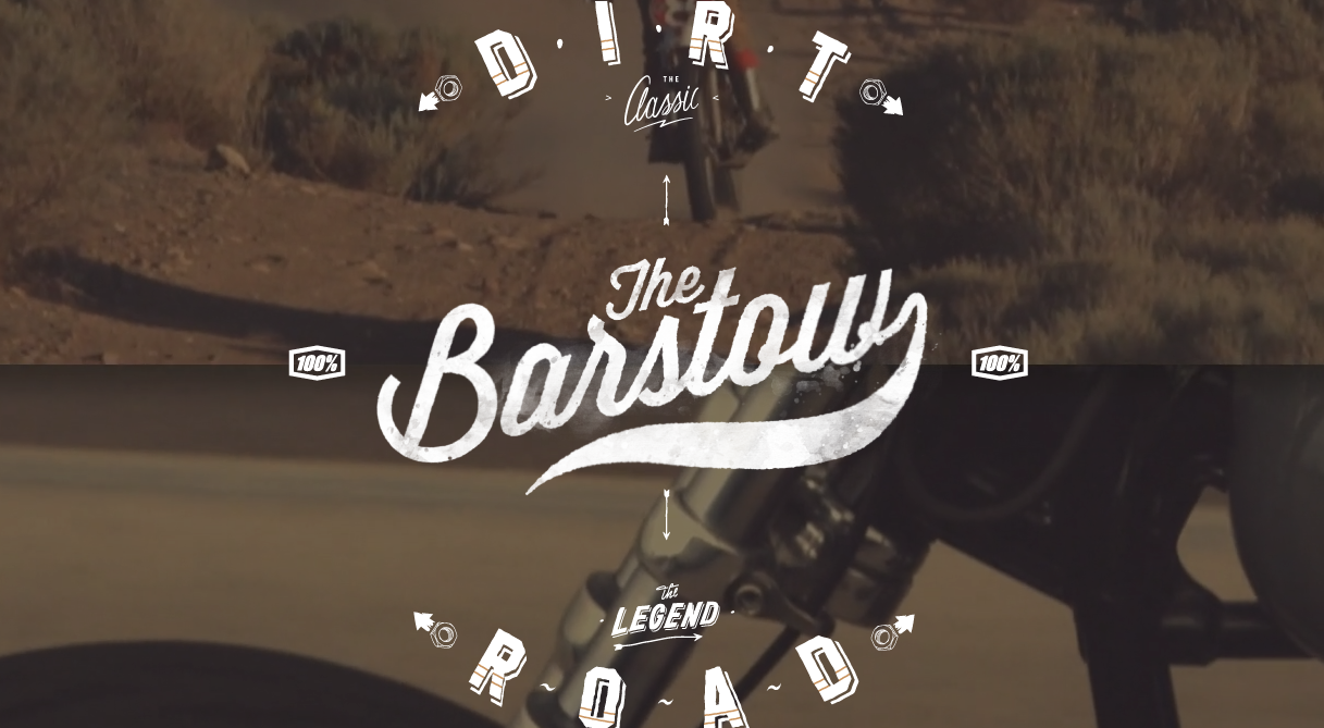 Ride Barstow