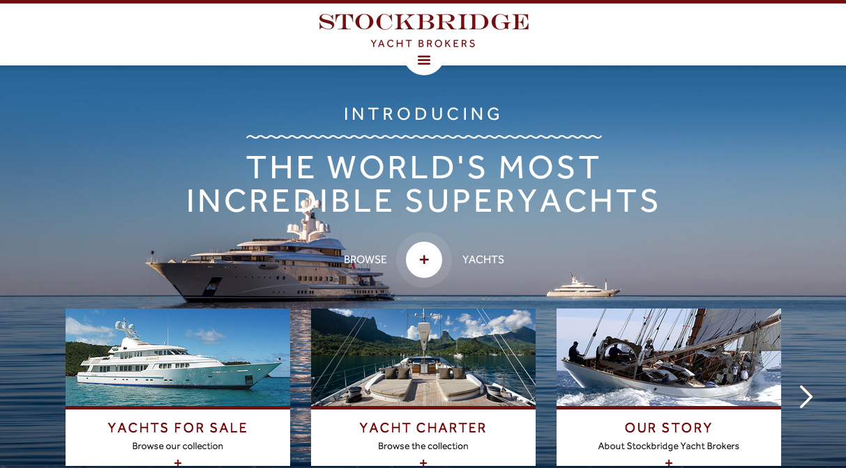 Stockbridge Yacht Brokers