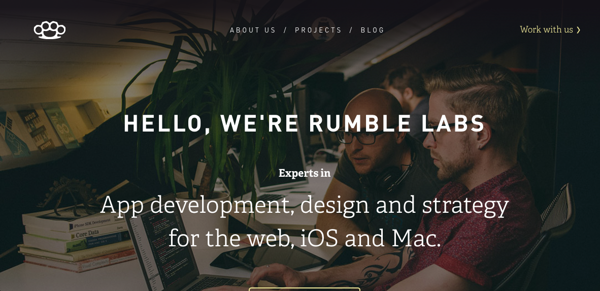 Rumble Labs
