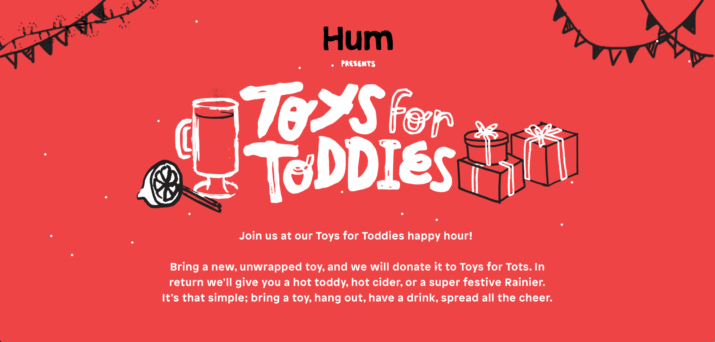 Toys for Toddies