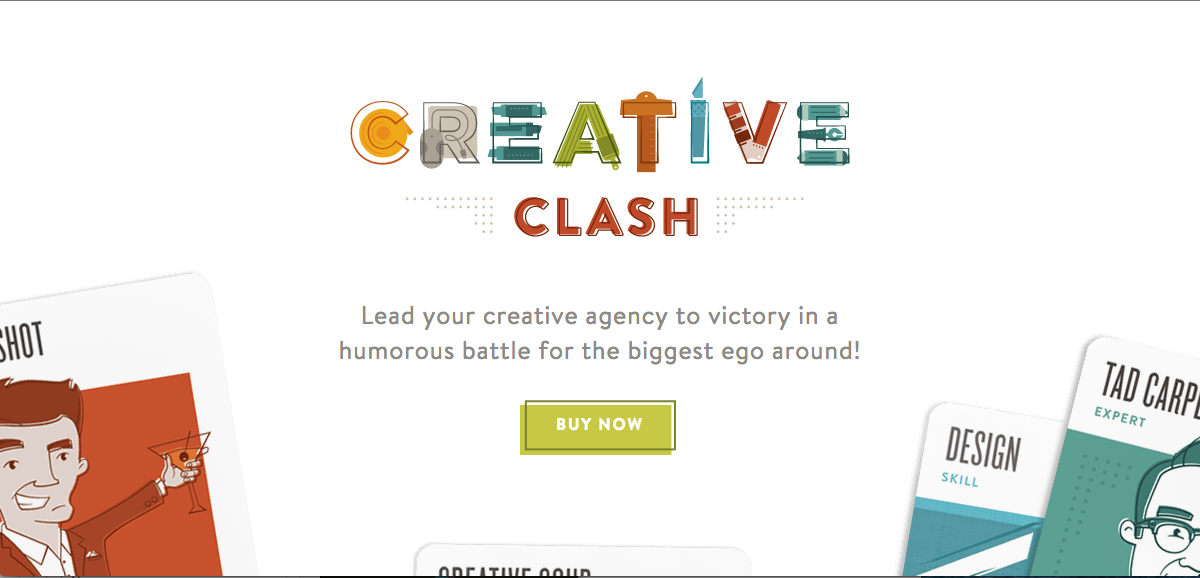Creative Clash Game