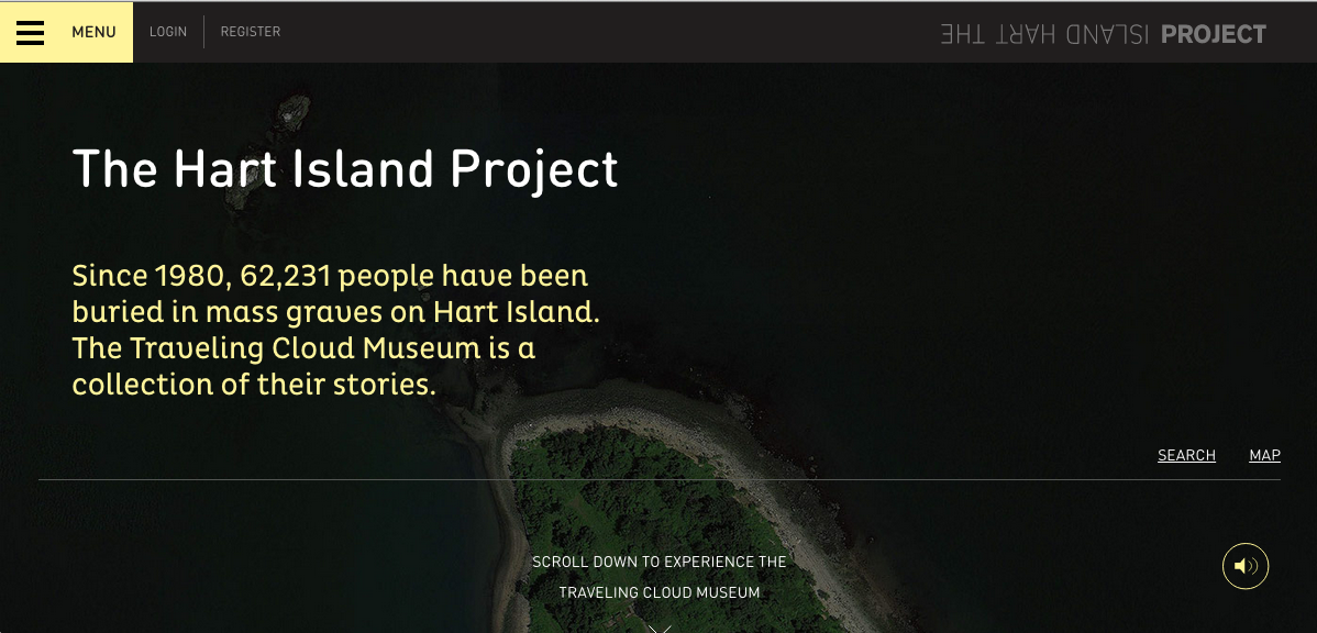 The Hart Island Project