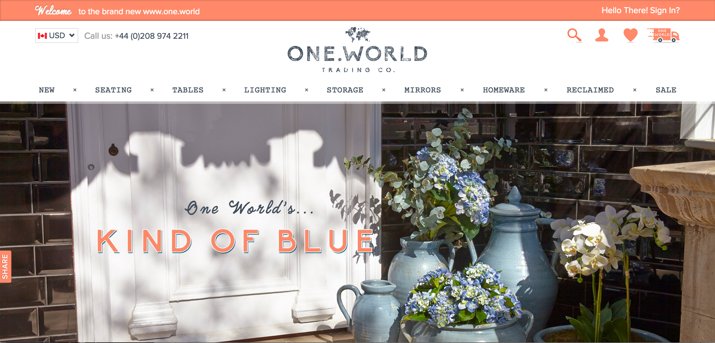 One World Trading Co.