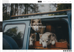 Outdoor Photography WP Theme