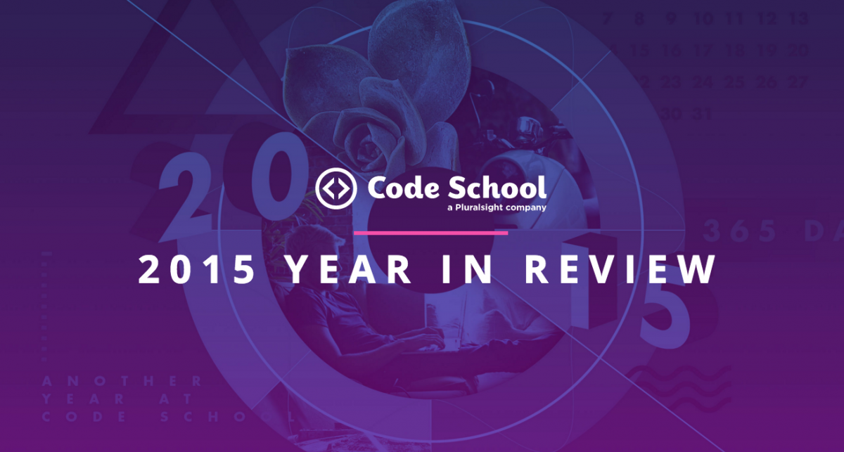 Code School 2015 Year in Review