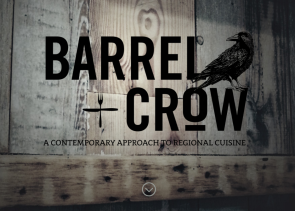 Barrel and Crow