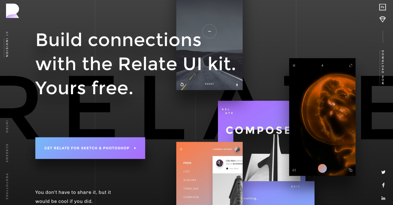 Relate UI Kit